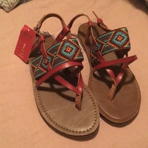 Mossimo NWT sandals